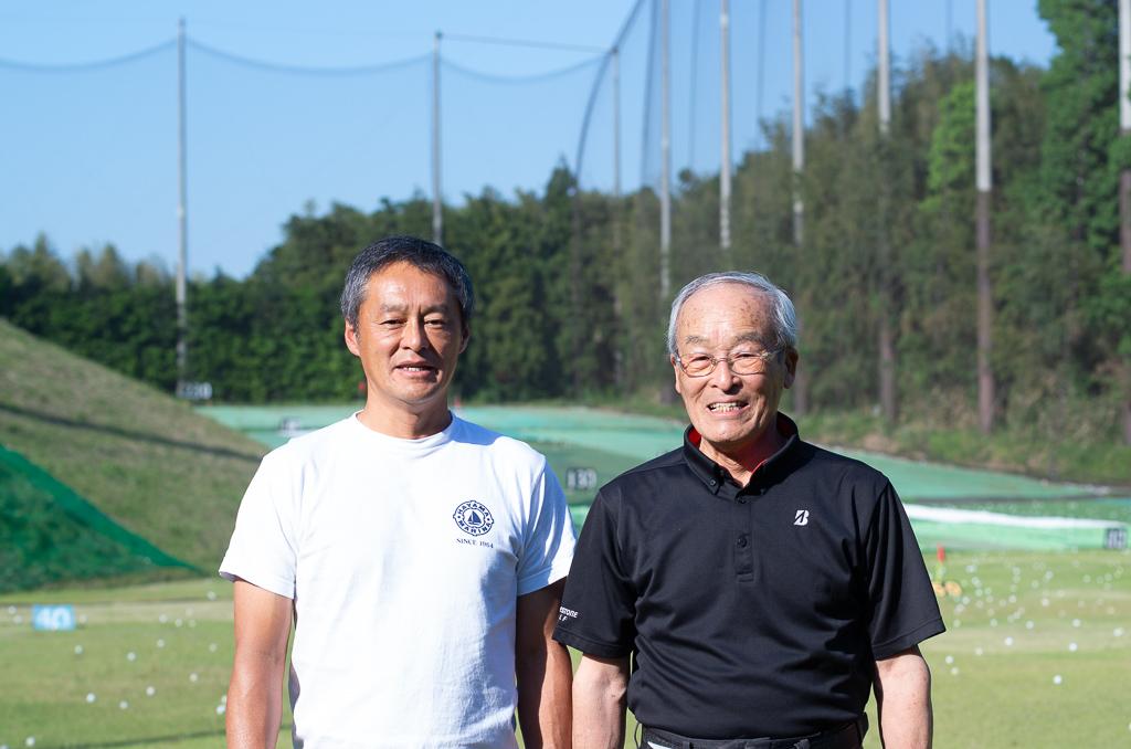 イーグルゴルフセンターの創設者と代表